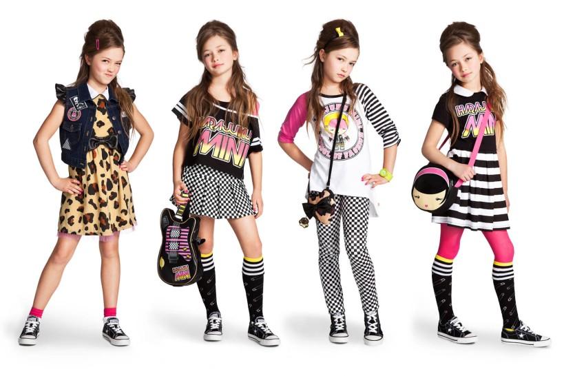 Girls Harajuku Tween Teen Fashion Blog