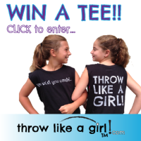 Visit ThrowLikeAGirl.com