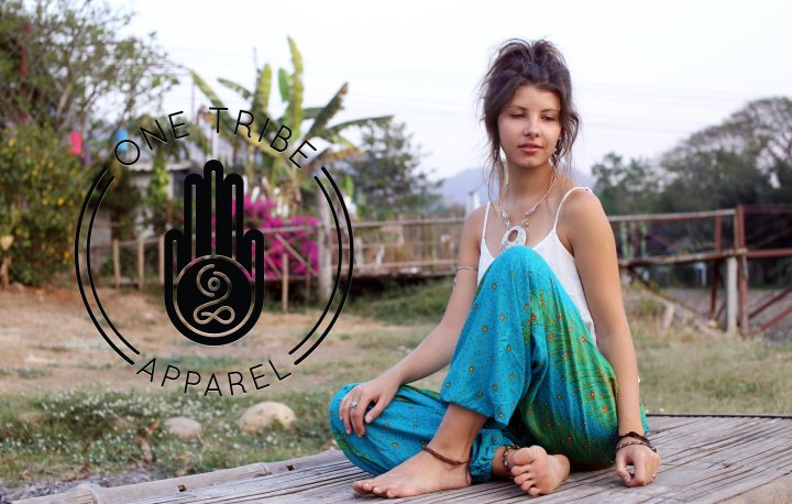 One Tribe Apparel Harem Yoga Dance Pants