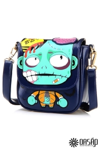 zombie-color-block-shoulder-bag