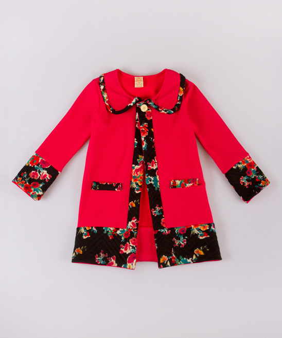 Jackets-Red