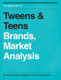Top Tween Brands, Tween Clothing, Girls Shops, Best Stores for Tween and Teens 2015