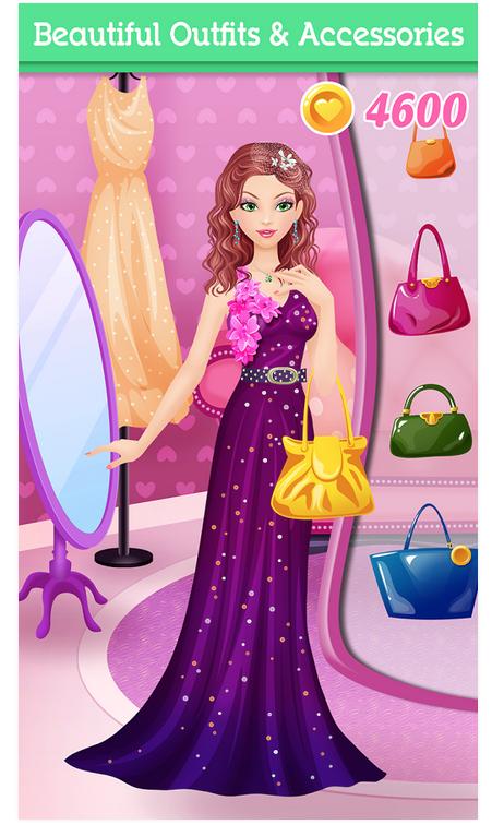 My Fashion Design Makeover App