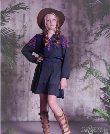 Jak and Peppar Girls Tween Fashion