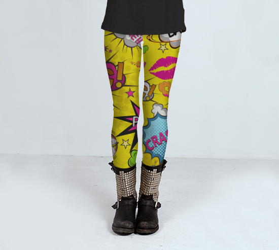 Berry_Jane-Pop_Art-Leggings