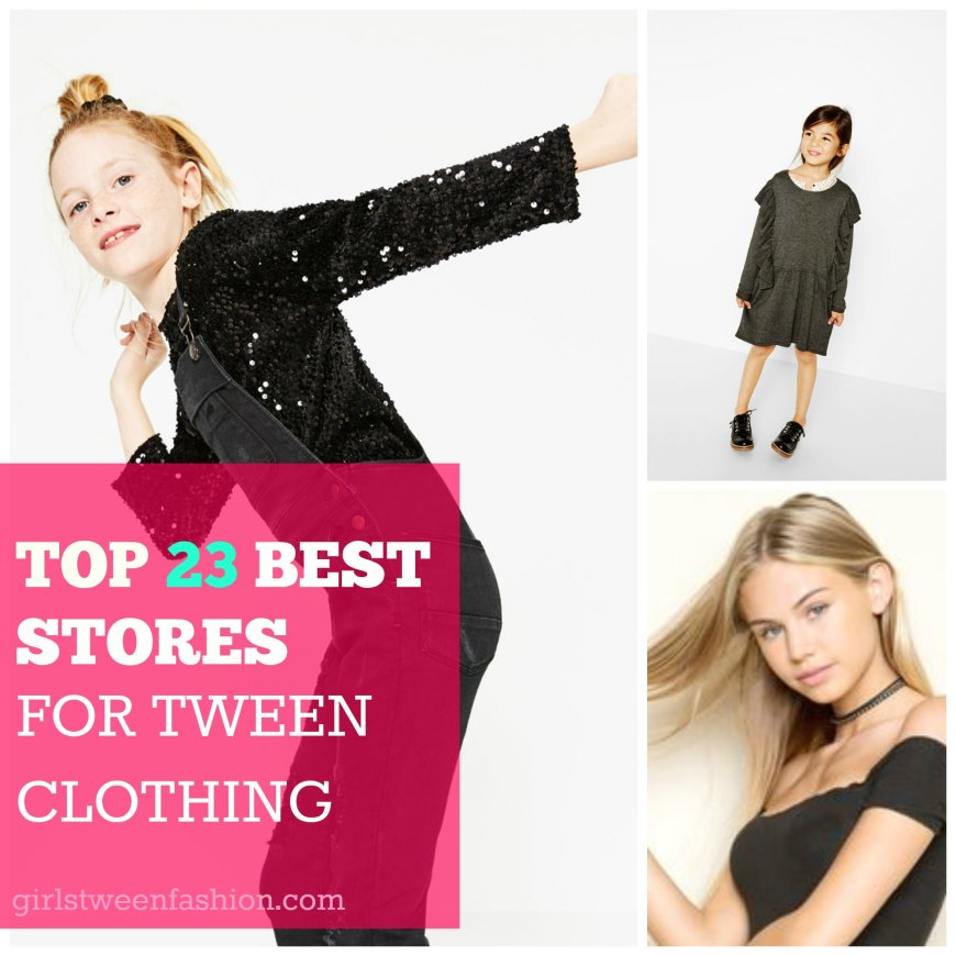 best clothing stores for girls - Kids Clothes Zone