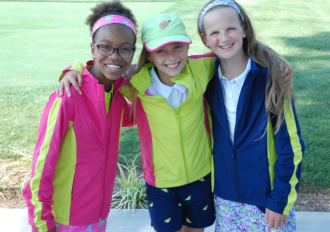 Turtles and Tees Golf Apparel For Girls and Juniors
