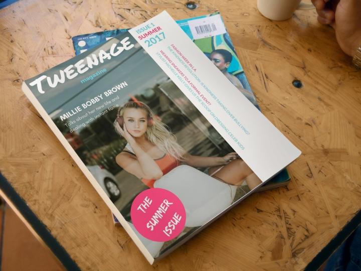 magazine-tweenage