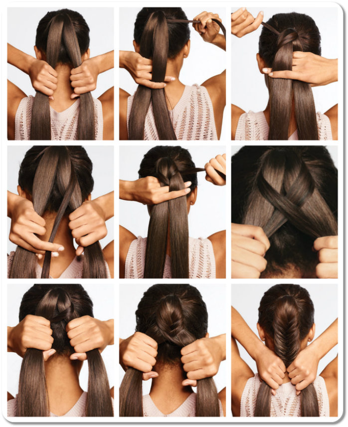 how-to-do-a-fishtail-braid-on-yourself-step-by-step-with-pictures