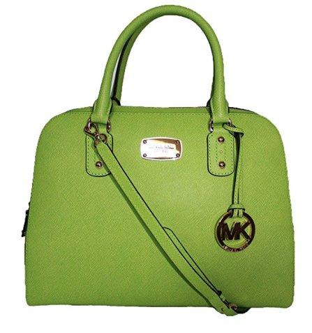 michaelkors-green-bag