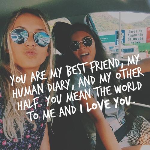 funniest best friend quotes -girls tween fashion